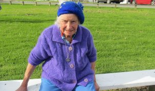 Queen of the Kaipara turns 90